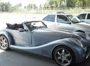 Единственный в России эксклюзивный автомобиль Morgan Aero продает за 8 миллионов житель Ставрополья
