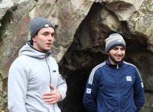 Ночь без сна провели два ставропольских блогера в загадочной пещере Вечной мерзлоты