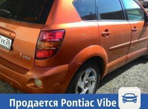Частные объявления: Продается Pontiac Vibe