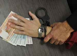Взяткой в 20 тысяч рублей хотел откупиться от начальника уголовного розыска житель Ставрополья