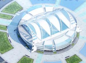 Ледовый дворец, новая площадь с фонтаном и еще 7 крупнейших объектов скоро появятся в Ставрополе