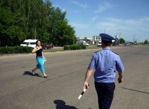 Полицейские два дня будут ловить пешеходов-нарушителей в Ставрополе