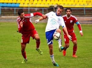 Со счётом «1-0» футболисты ставропольского «Динамо» обыграли  «Машук-КМВ»