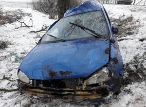 На трассе Ставрополья 20-летний водитель-нарушитель сбил пешехода