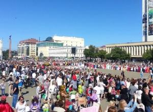 Масштабным тайным флешмобом на День города пообещали удивить жителей Ставрополя