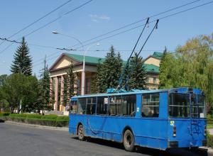 Давайте заменим маршрутки троллейбусами,  - житель Ставрополя