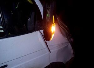 Маршрутка с пассажирами сбила насмерть мужчину на пешеходном переходе в Ставропольском крае