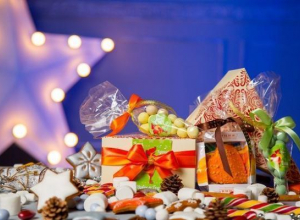 Заряд новогоднего настроения принесёт волшебный аромат чая и кофе сети чайных магазинов «Унция»