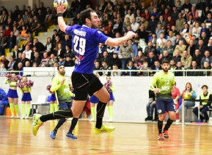 Гандболисты Ставрополья снова стартуют в европейском «Кубке вызова»