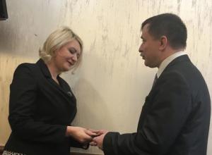 Назначенные Владимиром Путиным новые судьи на Ставрополье получили удостоверения