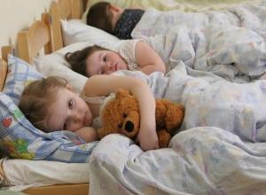 Маленькие дети спали в холоде из-за отсутствия отопления в детском саду на Ставрополье
