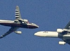 Самолет из Ставрополя едва не столкнулся с самолетом из Еревана над Ростовом
