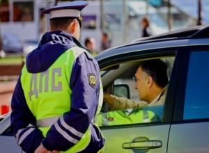 Лишенные прав ставропольцы продолжают массово ездить за рулем