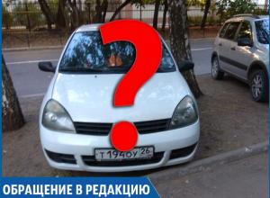 «Ставрополь, але, вы что там?» - родственник оштрафованного нарушителя остался недоволен бдительностью жителей краевой столицы