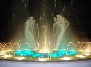 Прежде и теперь: что было на месте цветомузыкального фонтана в Ставрополе и его история