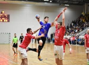 Мастера ручного мяча из Ставрополя разгромили команду из Люксембурга