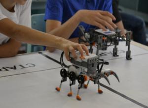 Около 90 млн рублей выделили на оснащение первого детского технопарка на Ставрополье
