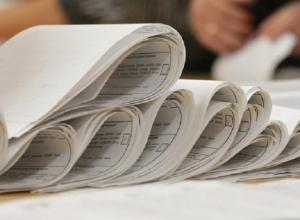 Массовый вброс бюллетеней начался на избирательных участках Черкесска