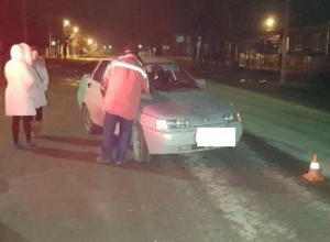 Женщина-пешеход погибла под колесами ВАЗа на Ставрополье