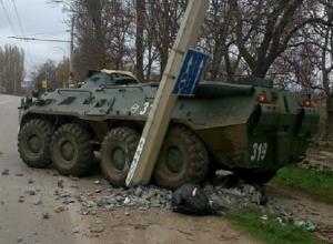 Страшной смертью под колесами БТР погиб сын жителей Ставрополья