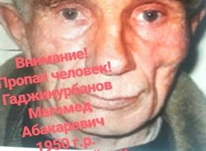 67-летний мужчина ушел пасти скот и не вернулся в Ставропольском крае