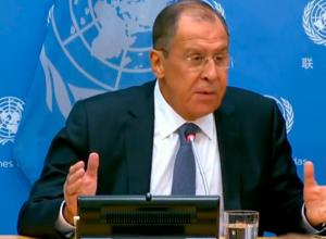 Министр иностранных дел Лавров пошутил про «переманивание» буров из ЮАР