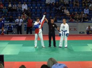 Нокаутировав всех соперниц, спортсменка со Ставрополья стала чемпионкой Европы по рукопашному бою