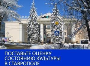 Маленькая вовлеченность детей и молодежи в массовые мероприятия стала главной проблемой в культурной жизни Ставрополя: итоги 2016 года