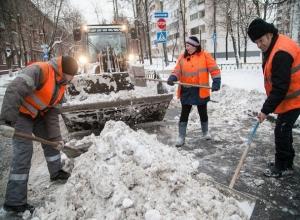 Почти сотня снегоуборочных машин будет бороться со снежными завалами в Ставрополе