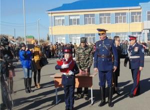 Ставропольскую кадетскую школу признали лучшей в стране