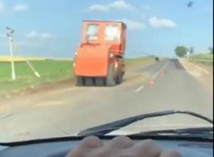 «В ремонт дороги вложили миллионы, а через полгода опять ремонтируют», - житель Ставрополья