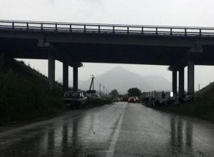 Молодой водитель «Приоры» погиб в страшном тройном ДТП на Ставрополье