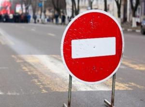 Движение грузовиков запретят в Ставрополе