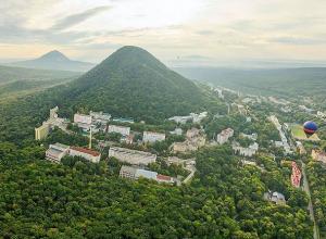Масштабный ремонт терренкура за счет денег с курортного сбора ведут в Железноводске