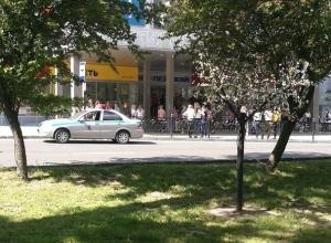 Людей экстренно эвакуировали из ТРЦ «Европейский» в Ставрополе