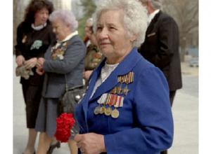 Полный кавалер Ордена Славы Матрена Наздрачева ушла из жизни в Ставрополе