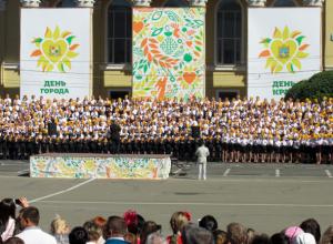 Знаменитый тысячный хор выступит на Дне Ставропольского края