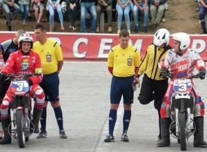 Ставропольский мотобольный клуб начал борьбу за золотые медали чемпионата России