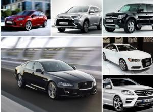 Какие автомобили предпочитают депутаты думы Ставрополья