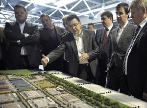 Новый логистический комплекс за 9,5 млрд рублей появится на Ставрополье к 2020 году