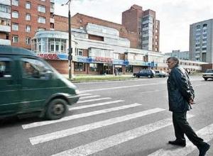 Штрафы за непропуск пешеходов в несколько раз увеличились для жителей Ставрополья