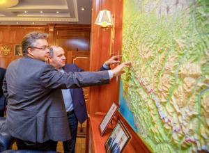 Губернатор Ставрополья и глава КЧР заявили, что конфликта из-за Эшкаконского водохранилища у них нет