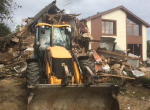 Незаконные дома на Машуке сровняют с землей в Пятигорске