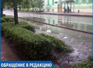 «Лучше бы починили дорогу, вместо очередной игрушки для селфиманов!» - жительница Ставрополя