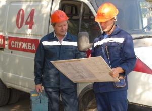 В Новоалександровске восстановлено газоснабжение, незаконно прерванное стекольным холдингом