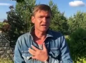 «Аз есмь тварь»: известный российский актер записал видеообращение к пятигорчанам