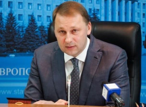 Зампред правительства Ставрополья Андрей Мурга покинул пост по собственному желанию