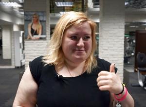 Кассир-консультант Анна Дюмина: «Твердо решила, что похудею и стану лучшей на проекте»