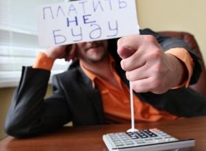 Многомиллионные долги по налогам имеют одни из крупнейших компаний Ставрополя