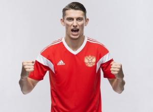 Ставропольский футболист Илья Кутепов вошел в состав сборной России на ЧМ-2018